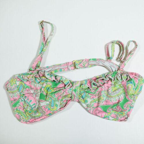 Lilly Pulitzer Women's Louella Bandeau Swim Bikini