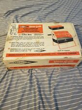 1960s Vintage Charlescraft Versa Grill Portable Barbecue Brand New In Box