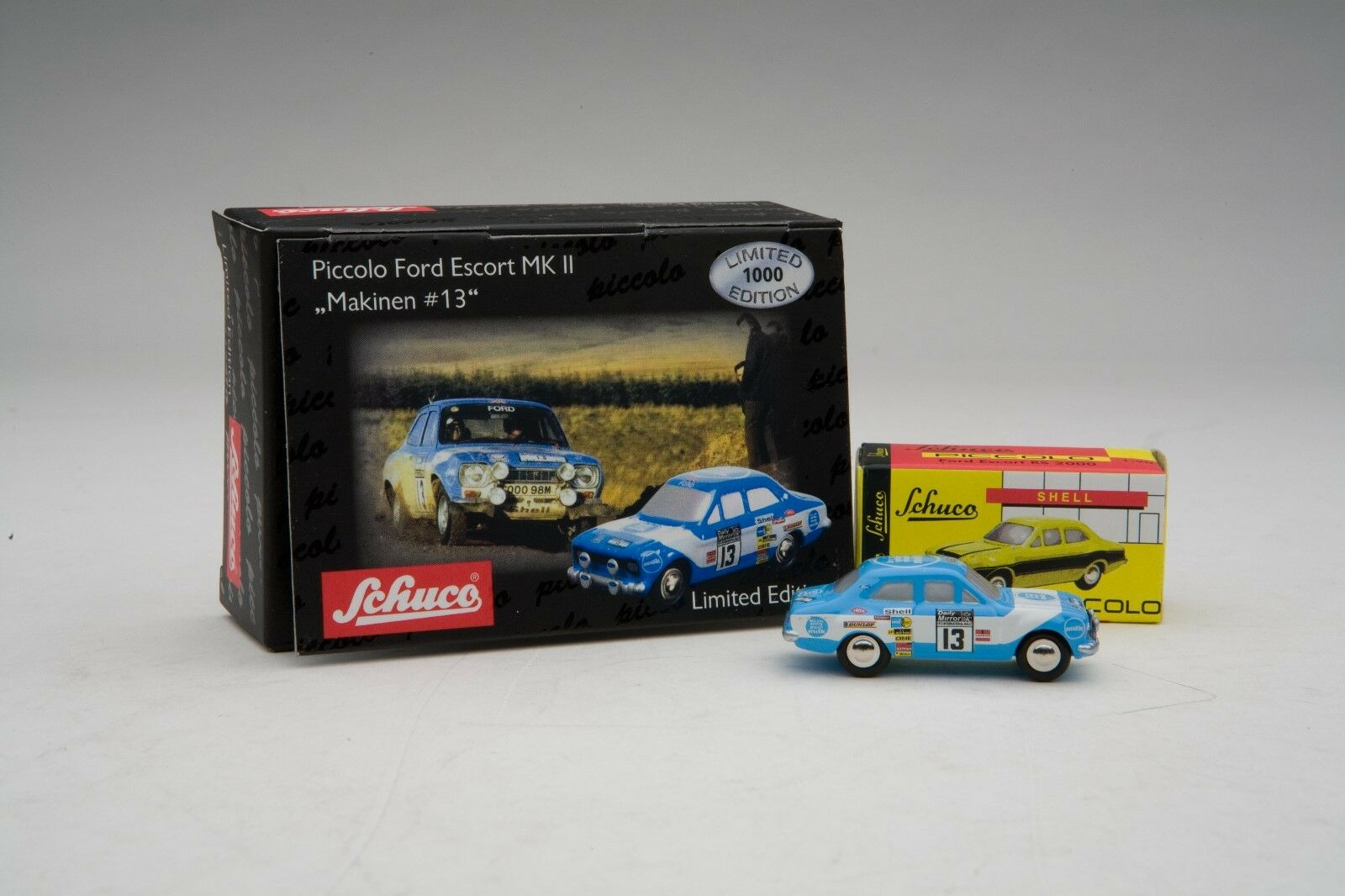 Schuco   Ford Ford Ford Escort Mk II   Rally Racing Collection df03c7