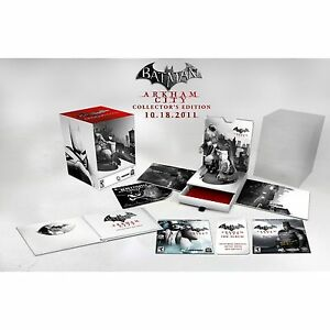 Batman-Arkham-City-Collector-039-s-Edition-Playstation-3-ps3-Actionspiel-NEU