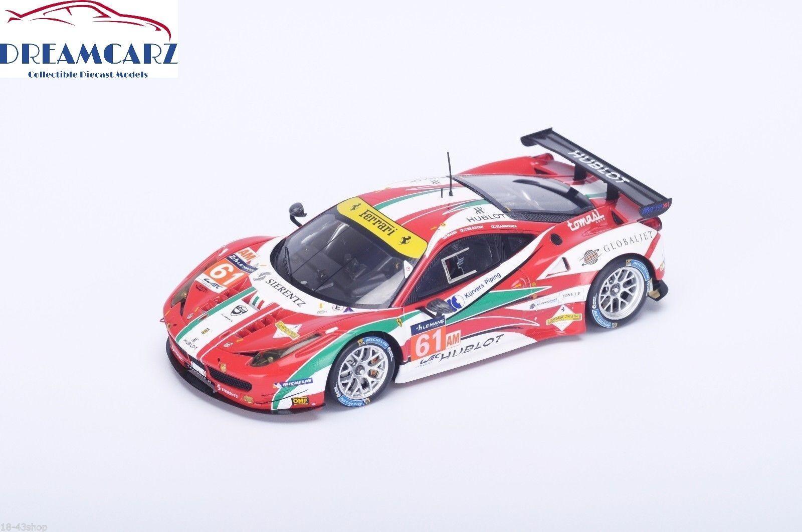 guardaSmart LSLM027 1 43 Ferrari 458 Italia GT2 Le uomos Series 2015