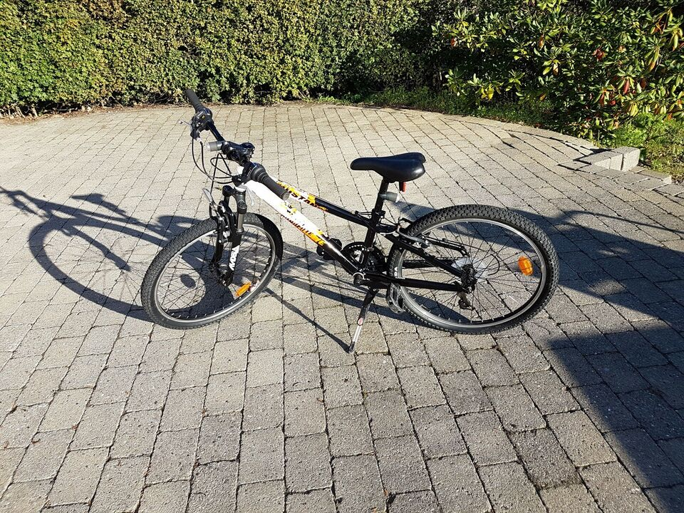 Mustang, hardtail, 20 tommer