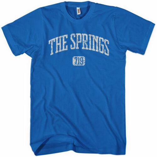 COLORADO SPRINGS T-shirt XS-4XL Area Code 719