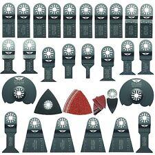 TopsTools 68 x Blades Kit Set for Fein Makita Bosch Parkside Milwaukee Multitool