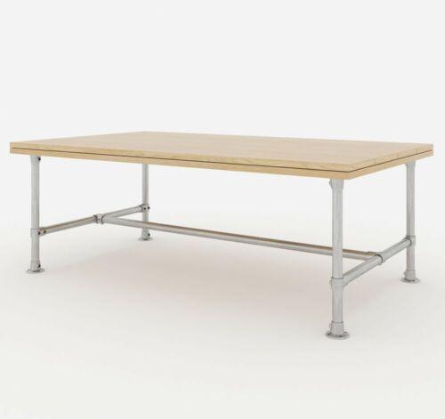 Tischgestell 160x100x80 Metall Industriedesign Tischuntergestell Tischfuß