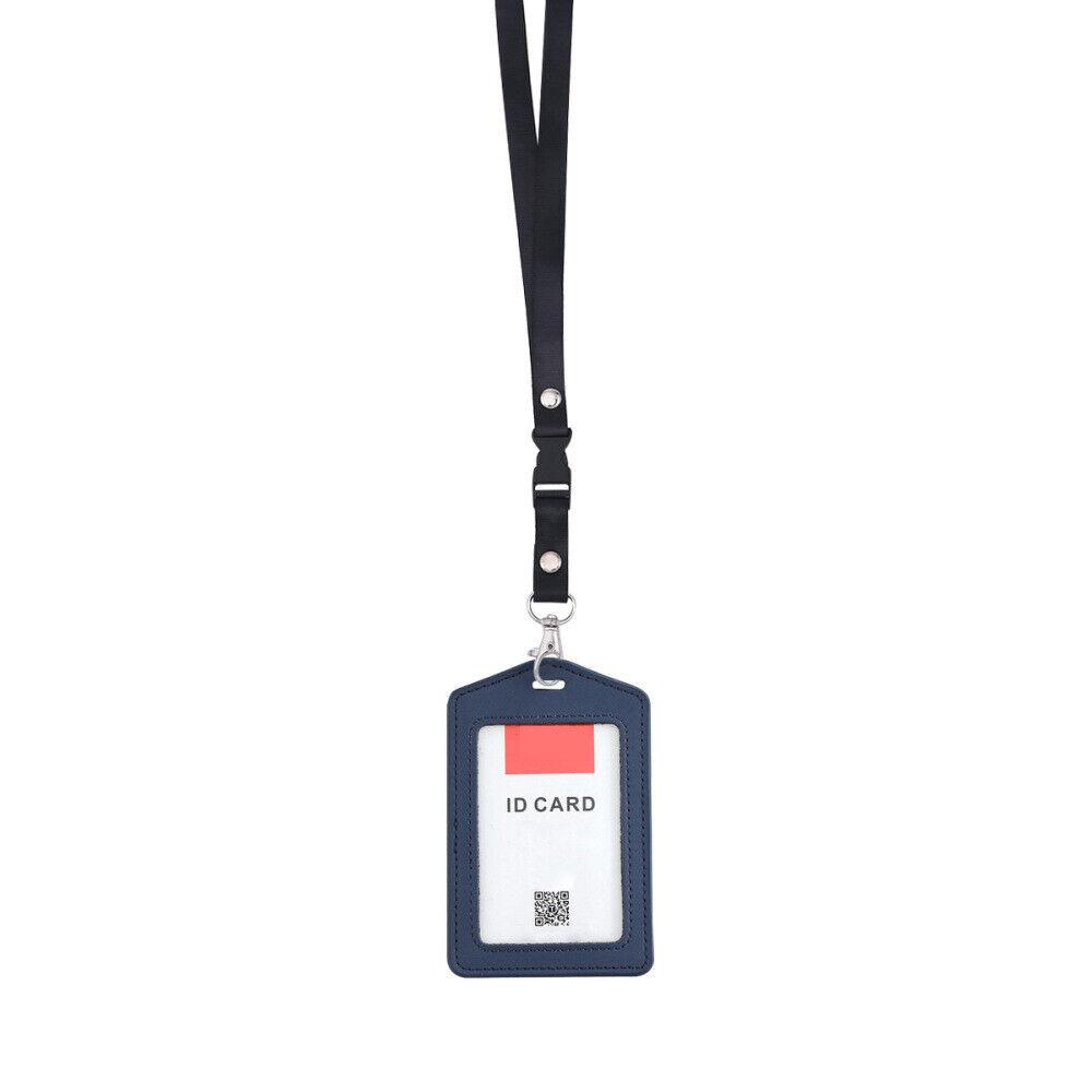 Lanière de badge de sécurité LANYAND 3PCS pour la carte d'école Badge Badge Cart