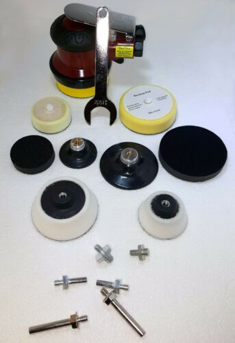 "3/"" Random Orbital Sanding Sample Package"