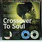 Crossover to Soul: More Crossover Soul from the '60s & '70s by Various Artists (CD, Mar-2013, Backbeats (Record Label))