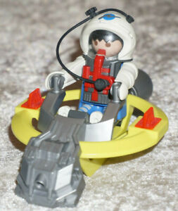 Playmobil-3083-Raumgleiter-Spaceheroes-034-100-komplett-ohne-OVP