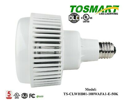 QTY 2 CC120-39 LED HIGH BAY LED WAREHOUSE LIGHT E39 6500K WHITE 120W REPL 720W