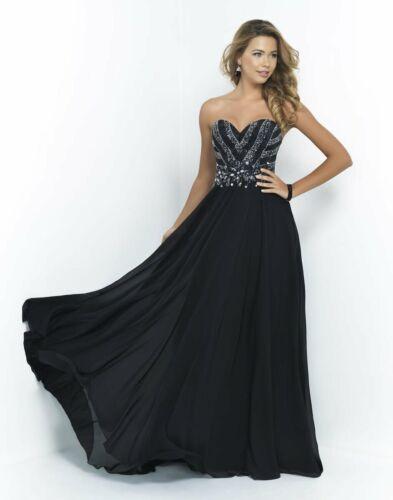 80% off Prom Dress BLUSH PROM 10004 Color: Black S