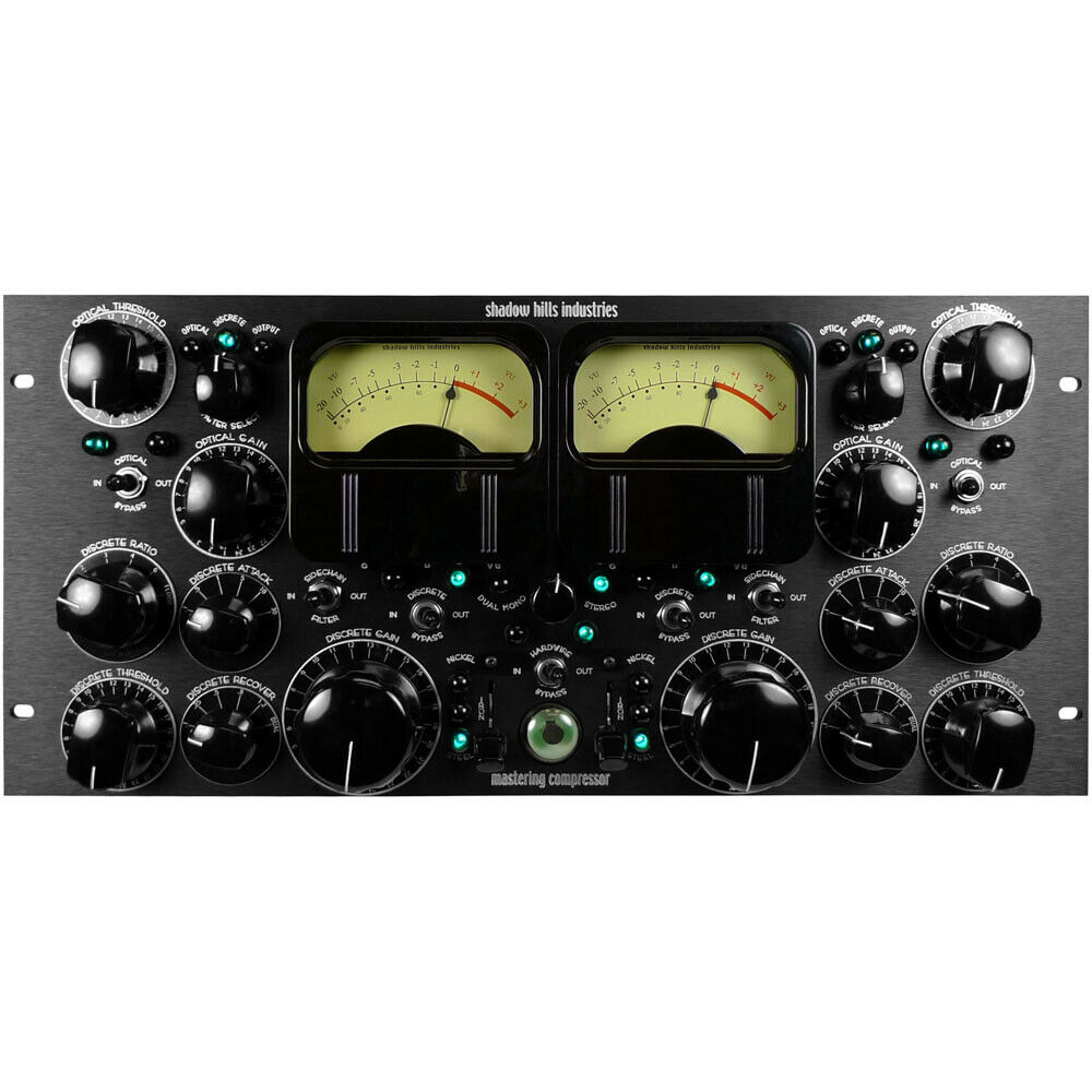 Shadow Hills Industries Mastering Compressor * Open Box / Demo Deal *. Buy it now for 6995.00