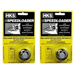 HKS Speedloader 36-A