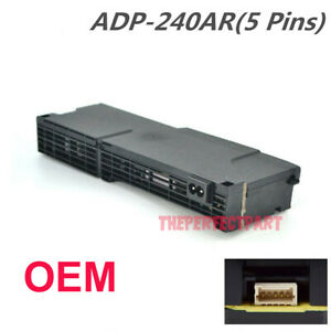 Original-Power-Supply-ADP-240AR-5-Pin-For-Sony-PlayStation-4-PS4-CUH-1001A-500GB