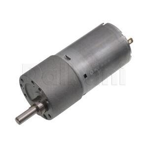 DC-Gear-Motor-High-Torque-37GB-12V-4rpm-Long-for-DIY-Robotics-Arduino