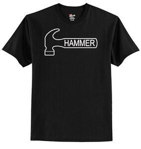 Hammer Light Steel Bowling T-Shirt