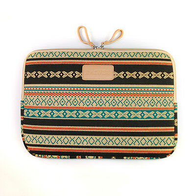 "Bohemian Laptop Bag Sleeve Cover Macbook Air Pro Retina Case 11"" 12"" 13.4"" 15.4"""