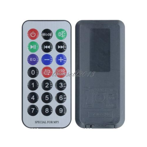 Digital 5V LCD MP3 Wireless Decoder Board USB TF SD Audio Module FM Radio
