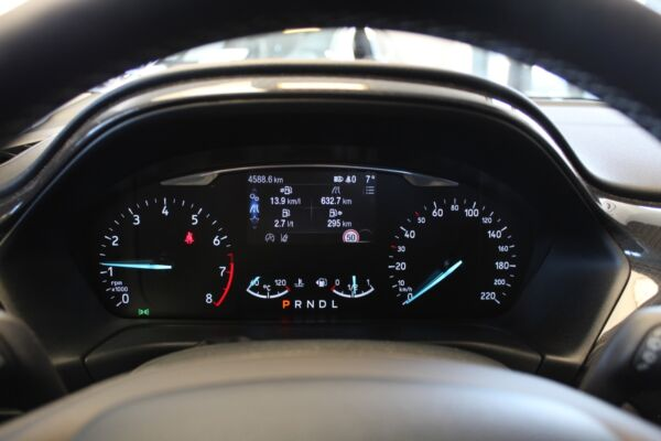 Ford Puma 1,0 EcoBoost Titanium DCT billede 9