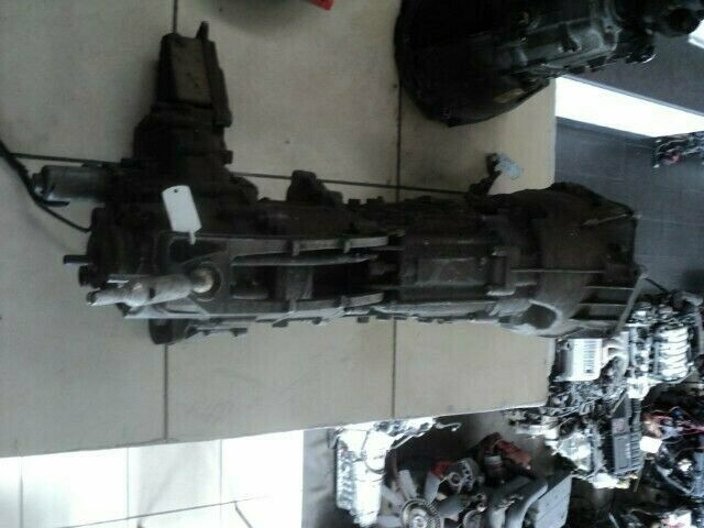 BMW X3 2.0D 4x4 gearbox FOR SALE
