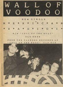 12-2-83PN41-ADVERT-WALL-0F-VO0DOO-SINGLE-MEXICAN-RADIO-7X5