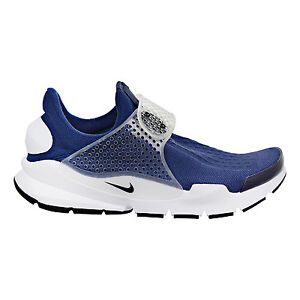 designer fashion 7283f 46aed Details about Nike Sock Dart Men's Shoes Midnight Navy/Medium  Grey/White/Black 819686-400