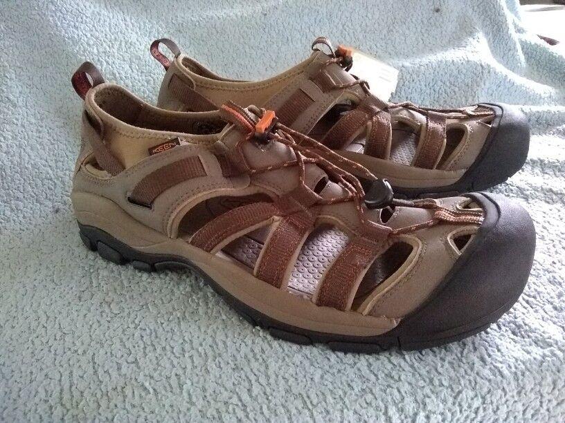 New Keen Owyhee Sports Sandals Sandals Sandals Men's US14 NWOB 1002165 Two Tone Brown 5f723b