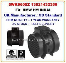 Mass Air Flow meter sensor 5WK9608 5WK9605 HYUNDAI BMW7 5 3 Z3 E36 E46 E38 E39