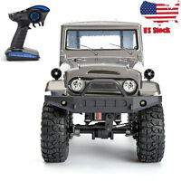 1:10 Scale Electric 4wd Off Road Rock Crawler Rock Cruiser Climbing rc Car_us
