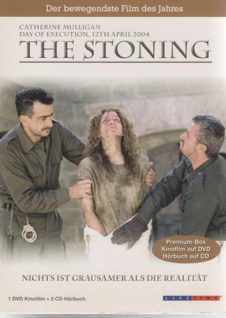 The Stoning  DVD  plus 2 CD Hörbuch  FSK 16 Neuwertig