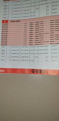 Lancia Delta Integrale Evoluzione bboccole piede biella Std