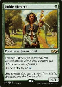 MTG 1x *Noble Hierarch* x1 Ultimate Masters NM//M