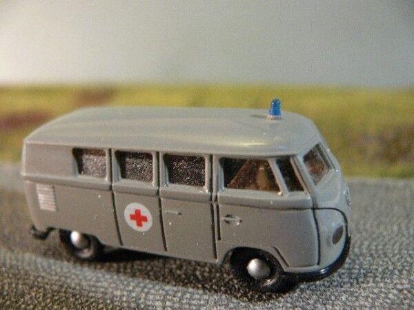 Brekina VW Volkswagen Passat Kombi DRK rotes Kreuz Blutspendezentrale 1:87 H0