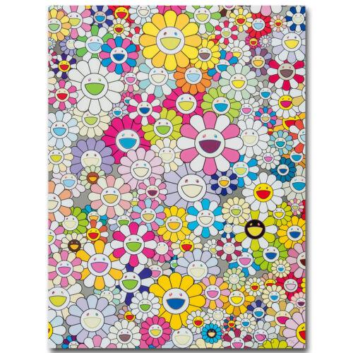 Murakami Takashi Japanese Pop Art Silk Poster 12x18 24x36inch Kaikai 002