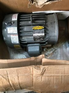 Baldor reliance super e severe duty motor 2hp 182tc for Baldor reliance super e motor
