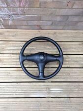 Mazda mx5 mk1 na Momo leather  steering wheel