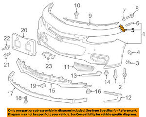 AM Front Bumper Reinforcement For Chevrolet,Saturn Aura,Malibu GM1006646