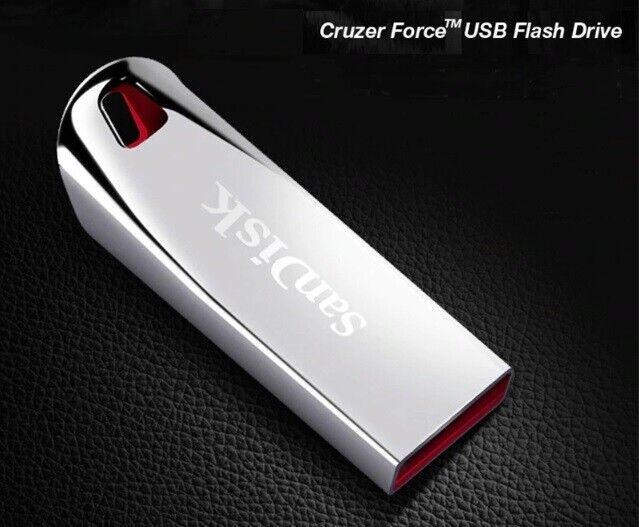 Clé USB 32 Go SanDisk CZ71 Cruzer Force USB 2.0 Memory Stick Lecteur Flash