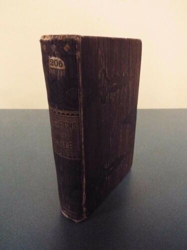 1851 The Sovereigns of the Bible by Eliza R. Steele