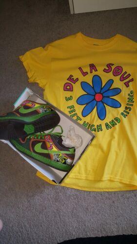 Nike Sb Dunk Low De La Soul Size 11