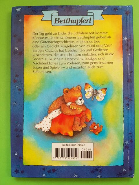 Buch Wenn Der Teddy Träumt Barbara Cratzius Gute Nacht Geschichten Kinderbuch