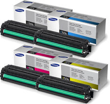 4x Original Samsung TONER CLP415NW CLX4195FN CLX4195FW CLX4195N CLP415N CLP410