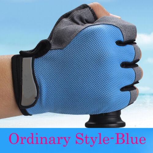USA Sport Cycling Gloves Half Finger Bicycle Gel Pad MTB Road Bike Racing Gloves