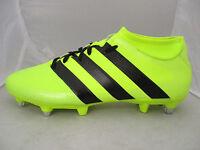 Adidas Ace 16.3 Prime Mesh Sg Mens Football Uk 10 Us 10.5 Eur 44.2/3 Ref 4663