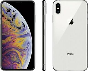 New iPhone XS 512GB Silver Unlocked Verizon AT&T T-mobile ...