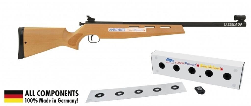 015000 Laserpower III Biathlon Profi Level - Set komplett Biathlon Laser Power