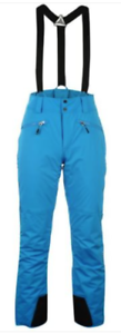 NEVICA YOSER JUNIOR KIDS SKI PANTS SIZE XL BOYS AGE 14 YEARS W28  L31  blueeE