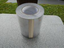 Aluminum Foil Adhesive Tape 6 Inch 50 Yrds
