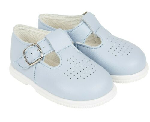 BABY SHOES FIRST WALKERS BAYPODS MADE IN UK