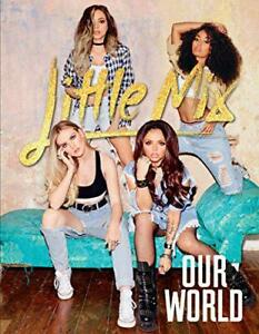 Our-World-by-Little-Mix-Good-Used-Book-Hardcover-FREE-amp-FAST-Delivery